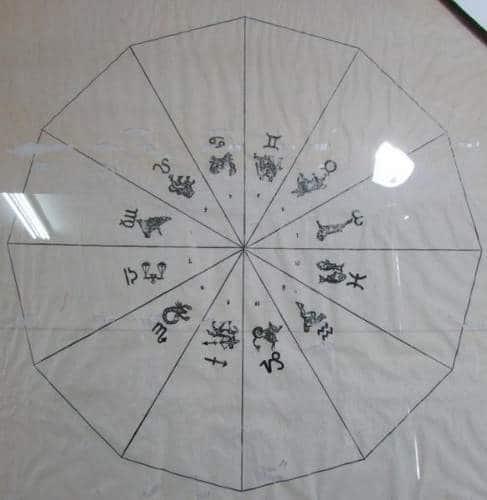 Quadro Em Nanquim Emoldurado Sobre Papel Artesanal 1