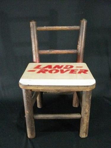 Cadeira Infantil Em Madeira Com Intervenco 1