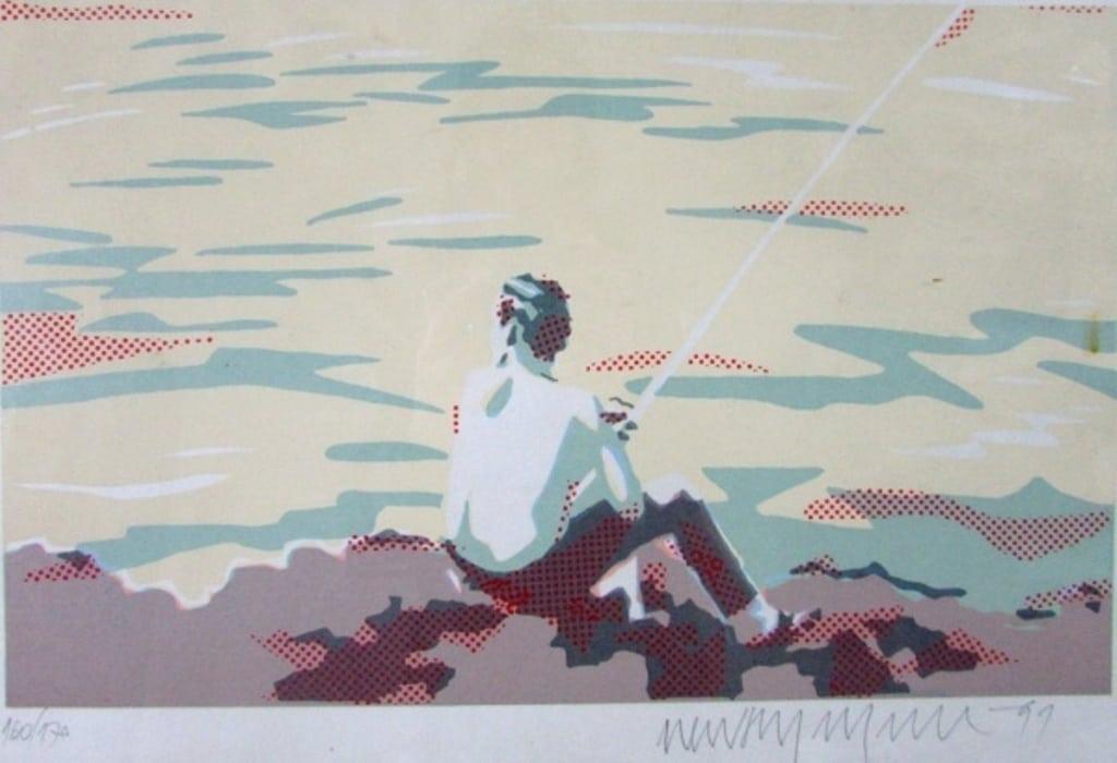 Nilton Mesquita – Pescador